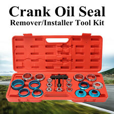 20Pcs Car Camshaft Crank Crankshaft Oil Seal Remover Installer Removal Tool Kit