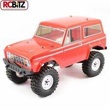 FTX Outback 4x4 Trail RTR Treka RED Ford Bronco Style Scaler Crawler FTX5566 RC