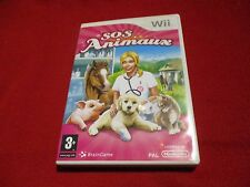 "JEU WII ""SOS ANIMAUX"" Edition Francaise"