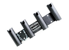 Wilson BBRC4PCB Bull Bar Rod Holder Black