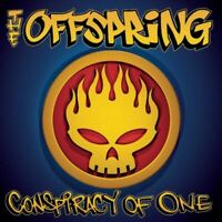THE OFFSPRING conspiracy of one (CD, album, 2000) pop punk, very good condition,