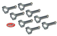 SB Chevy 350 Scat Pro Series I Beam Connecting Rods 6.000 Length 7/16 ARP Bolts