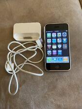Apple iPhone 1st Generation - 4GB - Black (Unlocked) A1203 (GSM)