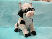 "RARE Play By Play Looney Tunes - El Toro Cow Bull - Soft Plush Stuffed Toy 10"""