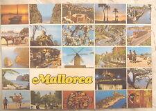 Mallorca, Spain 23 views postcard