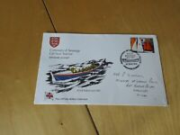 RNLI first day stamp cover 16 centenary of swanage lifeboat station