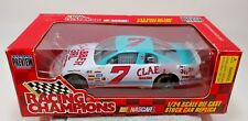 Racing Champions #7 Stevie Reeves 1/24 Die Cast 1996 Edition Clabber Girl Nascar