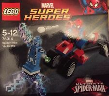 Spider-Man Super Heroes LEGO Minifigures