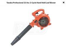 NEW TANAKA TRB24EAP HAND HELD QUALITY GAS 23.9 CC LAWN LEAF YARD BLOWER 170MPH