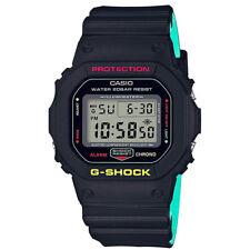 G-Shock por Casio Unisex Digital DW5600CMB-1 Especial Color Modelos Reloj Negro