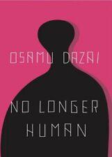 No Longer Human by Osamu Dazai: New