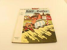 Bd Asterix e i Gotich Goscinny Uderzo Dargaud 1966