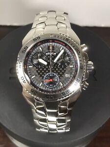 SECTOR 300 Swiss Made Men's Chronograph Quartz Watch 3253943045 10ATM 40mm