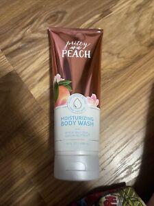 Pretty As A Peach Moisturizer Body Wash Bath And Body Works