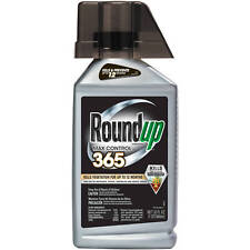 Roundup MAX Control 365 Herbicide - 1 Quart. (Year Long Protection)