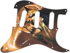 Stratocaster Strat Custom Fender SSS 11 Hole Guitar Witchcraft Moon