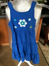 TWO GYMBOREE NWT SZ 8 SUNDRESSES IN BLUE