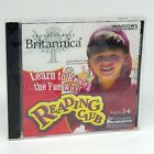 The Reading Club (PC, Windows) New Sealed Encyclopedia Britannica Ages 3-6