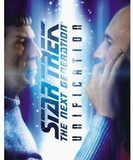 Star Trek: The Next Generation - Unification (2013, Blu-ray NEUF)