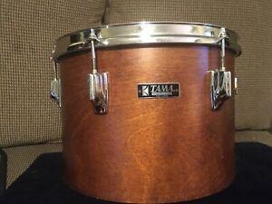 """Tama 13""""X 9"""" Superstar Concert Tom Drum Made Japan Vintage 70's / 80's"""