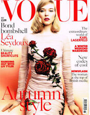 November Vogue Monthly Magazines