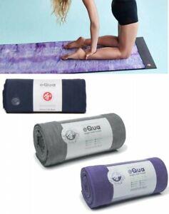 """Manduka Japan Genuine Yoga Mat Towel W26.38"""" x L72.05"""" 3 Colors Japan Tracking"""