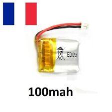 BATTERIE LIPO XTREM POWER RC 1S 3.7V 100mah