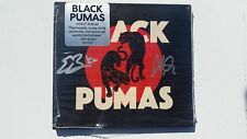 Black Pumas **Signed** Debut CD. Brand New & Sealed