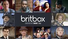 🎞 BritBox Uk 🎞 No Ads 🎞 (6 Months Warranty) 🎞