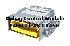 2000-2018 Porsche SRS AIRBAG Control Module 24HR CLEAR CRASH DATA