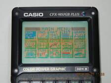 CASIO CFX-9850GB Plus Calculator, Excellent Working Condition