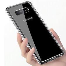 Silikon Gel Cover Case für Samsung Galaxy s10 Plus Ultra Slim Clear