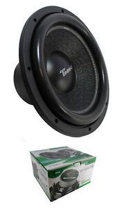"12"" Subwoofer 1600W 4 Ohm DVC Pro Car Audio Bass Timpano TPT-TSUB12 D4"