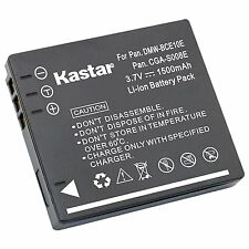 1x Kastar Battery for Panasonic Lumix CGA-S008 DMC-FS3 DMC-FS5 DMC-FS20 DMC-FX30