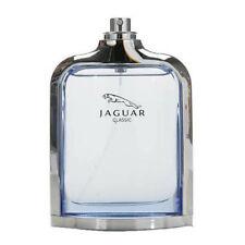 Jaguar Classic Blue By Jaguar 3.4 Oz EDT Spray New Tester Cologne For Men