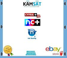 Telewizja na Karte HD Doladowanie NC + NA Pakiet Domowy HD 3-mce Polsat n-Ka