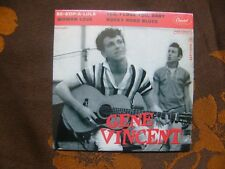 CD SINGLE GENE VINCENT - Be-Bop-A-Lula 4 TRACK CARD SLEEVE / Capitol Reissue