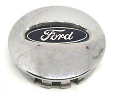 "2.5"" Ford OEM Wheel Rim Hub Center Dust Cap Hubcap # 6L24-1A096-AA - Chrome"