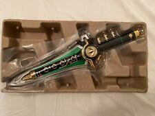 Mighty Morphing Power Rangers Legacy Dragon Dagger Green Ranger New In Open Box