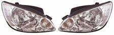 Hyundai Getz 2006-2008 Headlights Headlamps 1 Pair O/S And N/S