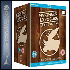 NORTHERN EXPOSURE COMPLETE SERIES SEASONS 1 2 3 4 5 6 *BRAND NEW BLU-RAY BOXSET