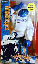 "Thump Blue Citizen Urban Icon TYPE 1 Limited Edition 11"" Action Figure c48"