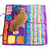 Pet Dogs Detachable Sniffing Pad Foraging Mat Cushion Training Feeding Carpet