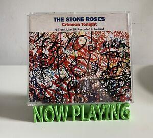 The Stone Roses - Crimson Tonight - Scarce 1995 Australian 4 track CD single