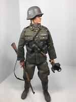 1/6 DRAGON GERMAN 28TH DIV INFANTRYMAN K-98 A/T MINE RUSSIA BBI DID 21 WW2