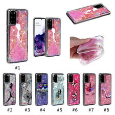 Fashion Pattern Quicksand + TPU Phone Case Cover For Samsung S20 Uitra A51 A40
