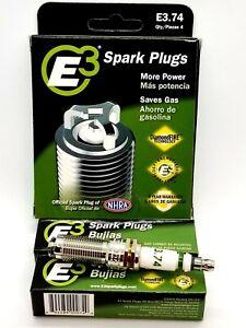 E3.74 E3 Premium Automotive Spark Plugs - 6 SPARK PLUGS