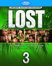 Lost - Season 3 [Blu-ray] Matthew Fox, Evangeline Lilly Brand New and Sealed