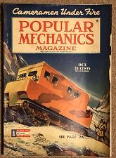 Popular Mechanics - October, 1944 Back Issue