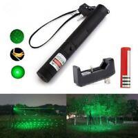 Pointeur laser Ultra Puissant 303 Vert + batterie + chargeur +CLE SECURITE